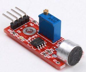 microphone sensor