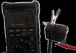 Measuring batteries