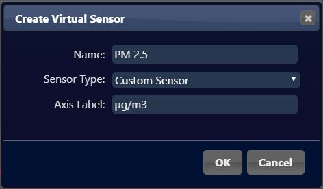 Add custom sensor Domoticz for displaying air polution data from SDS011